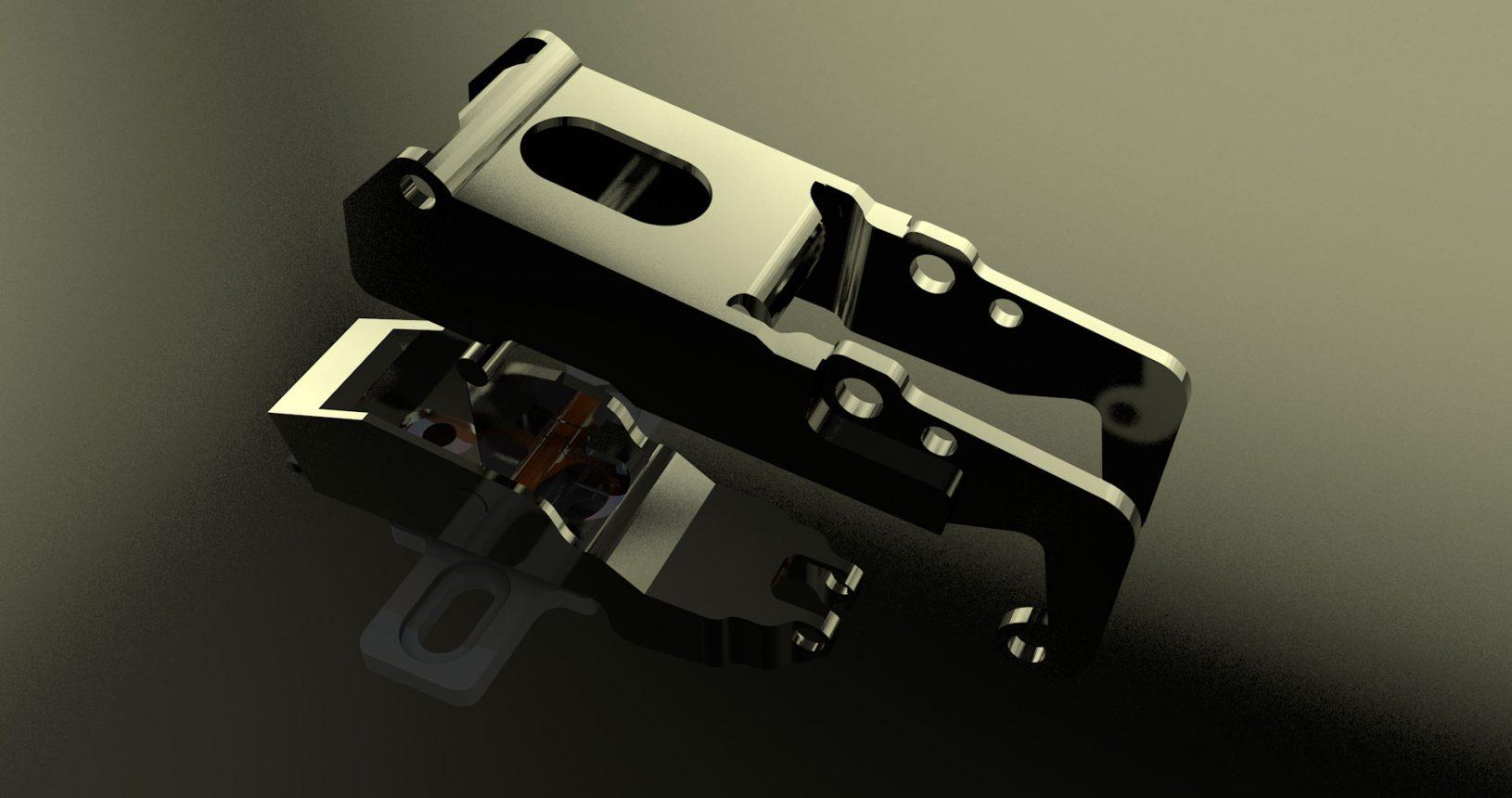 3D-Modelle Industrie