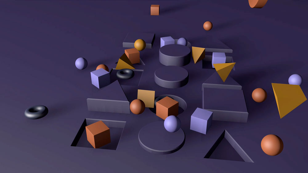 3D-Grafiksoftware Film